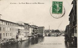 81 - CASTRES - LE PONT BIAIS ET VIEILLES MAISONS - Castres