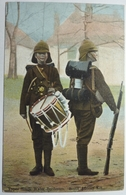 TYPES SOUTH WALES BORDERERS - SOUTH AFRICAN KIT - Uniformes