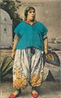 JEUNE FEMME JUIVE - Judaisme