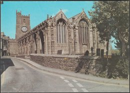 Parish Church Of St Mary Magdalene, Launceston, Cornwall, C.1980 - Beric Tempest Postcard - England
