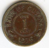 Guyana 1 Cent 1976 KM 31 - Guyana