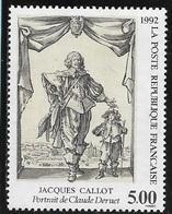 TIMBRE N° 2761  -   TABLEAU DE JACQUES CALLOT      -  NEUF  - 1992 - Francia