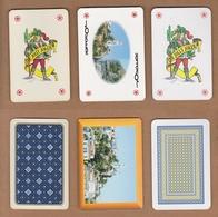 AC - 3 DIFFERENT JOKERS LOT FROM TURKEY - Cartes à Jouer Classiques