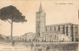 34 - SÉRIGNAN - L'ÉGLISE - Frankreich