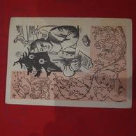 Carte Postale Prisonnier De Guerre Noël 1942 Stalag VII B Kriegsgefangenenpost à Destination De Sarliac - Guerre 1939-45