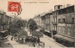 34 - PÉZENAS - COURS MOLIÈRE - Pezenas