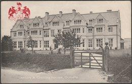Laxton & Crosby House, Oundle, Northamptonshire, 1919 - King & Son Postcard - Northamptonshire