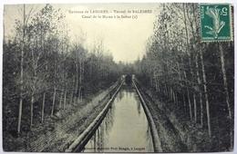 TUNNEL DE BALESMES - ENVIRONS DE LANGRES - Langres