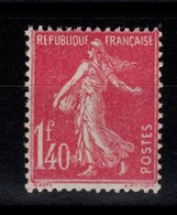 YV 196 N** Semeuse Bien Centrée Cote 50+ Euros - France
