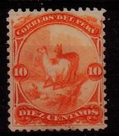 PERU - 1895  - MI.nr. 89- Gestempeld/oblit./gebraucht/used ° - Pérou