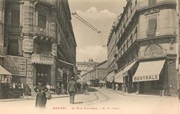 34 - BÉZIERS - LA RUE FLOURENS - Beziers