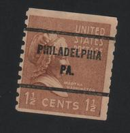 USA 685 SCOTT 840 PHILADELPHIA PA - Estados Unidos