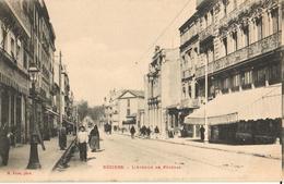 34 - BÉZIERS - L'AVENUE DE PÉZENAS - Beziers