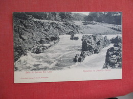 Salto   Waterfall Of Keirasa  Ref 3087 - Honduras