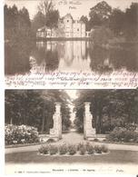 2 CP. PUTTE - Het Raven Hof - Hoelen 197-1868 En 1902 - Putte