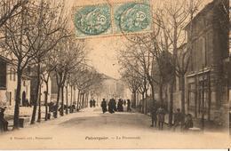 34 - PUISSERGUIER - LA PROMENADE - Frankreich