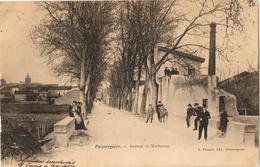 34 - PUISSERGUIER - AVENUE DE NARBONNE - Frankreich