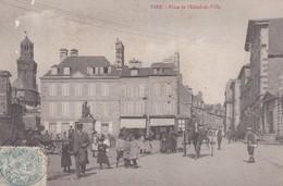 VIRE -  Place De L' Hôtel De Ville - Vire