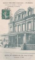 VIRE -  Hôtel Du Chemin De Fer - Vire