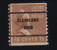 USA 470 SCOTT 840 CLEVELAND OHIO - Stati Uniti