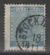 Suède - YT 8 Oblitéré - Sweden