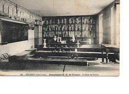 Le Puy   Pensionnat N D De France  La Salle De Dessin - Other Municipalities