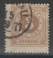 Suède - YT 16 Oblitéré - Sweden