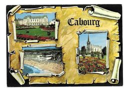 14/ CALVADOS.. . CABOURG. Multi Vues - Cabourg