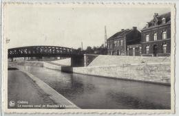 CLABECQ - Le Nouveau Canal De Bruxelles à Charleroi (Tubize) 1949 - Tubeke