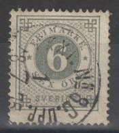 Suède - YT 19A Oblitéré - Sweden