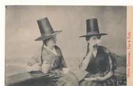 PAYS DE GALLES )) WELSH COSTUME    TEA  &  TALK  ** - Pays De Galles