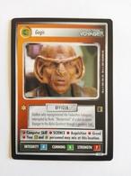Star Trek CCG - Gegis (Personnel Ferengi/Rar) - Star Trek