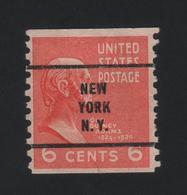 USA 820 SCOTT 846 NEW YORK N.Y. - Stati Uniti