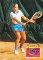 Switzerland Maximum Card With Isabell Villiger - Tennis