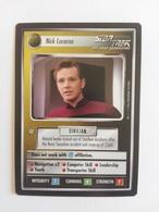 Star Trek CCG - Nick Locarno (Personnel Non-Aligned/Rar) - Star Trek