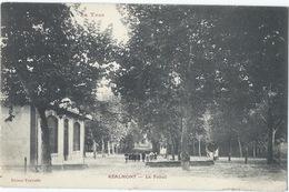 81 - Réalmont - Le Foirail (animé)- Années 1900s Ou 1910s - Realmont