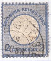 Deutsches Reich -  Mi. 20 (o) - Oblitérés