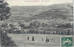 81 - LACAUNE - Vue Générale (au Soleil Et En Surplomb) - Animée - Année 1910 - France