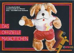 Switzerland PPC - Handball