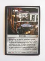 Star Trek CCG - Sites - Quark's Bar (Rar) Customizable Card Game - Star Trek