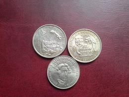 3 Coin  100 Escudos 1981, 200 Esc.    1996, 1998 - Portugal