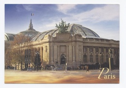 75--Paris--GRAND PALAIS --- RECTO/VERSO- B45 - France