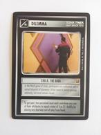 Star Trek CCG - Dilemma - Chula: The Door (Rar) - Star Trek