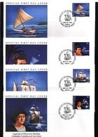 Marshall Islands 1992 Christopher Columbus FDC - Christopher Columbus