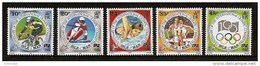 ISLE Of MAN 1994 - IOC Centennial Int. Olympic Comm. - SALE! 5v Mi 609-613 MNH ** Cv€5,00 N286 - Man (Insel)