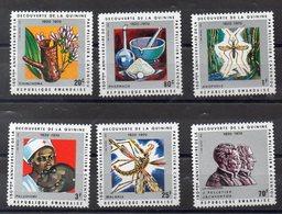 RWANDA -  Timbres Neufs ** De 1970   (ref 2640 ) Santé - Malaria - Moustique - Rwanda