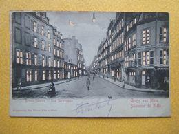 METZ. La Rue Serpenoise. - Metz