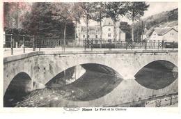 Nismes Le Pont Et Le Château - Viroinval