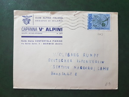 (6870) ITALIA STORIA POSTALE 1965 - 1961-70: Marcophilia