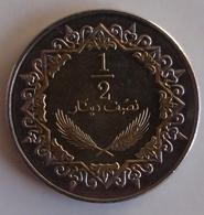 Coins Libya 1/2  #5 - Libye